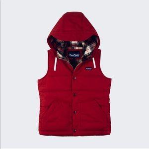 Penfield x Madewell puffer vest